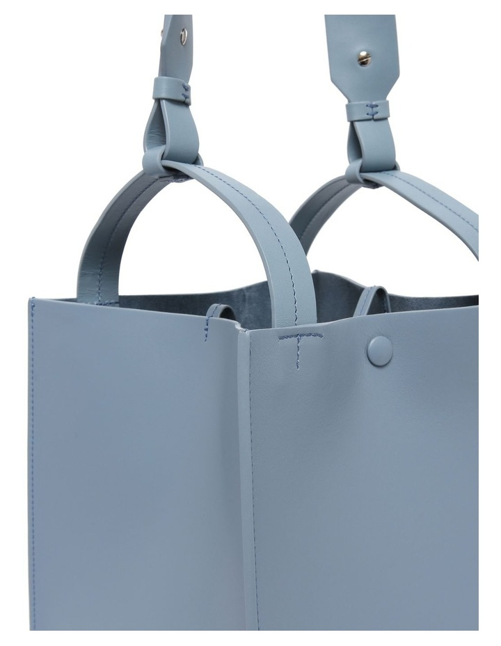 Small Cube Double Handle Tote Bag BG325LS image 3