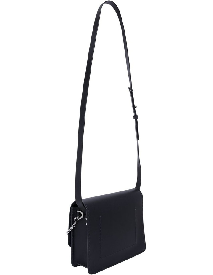 Large Cocktail Stirrer Flap Over Crossbody Bag BG318LS image 2
