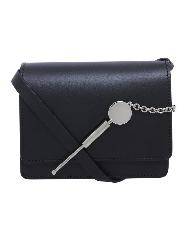 Micro Cocktail Stirrer Flap Over Crossbody Bag image 1