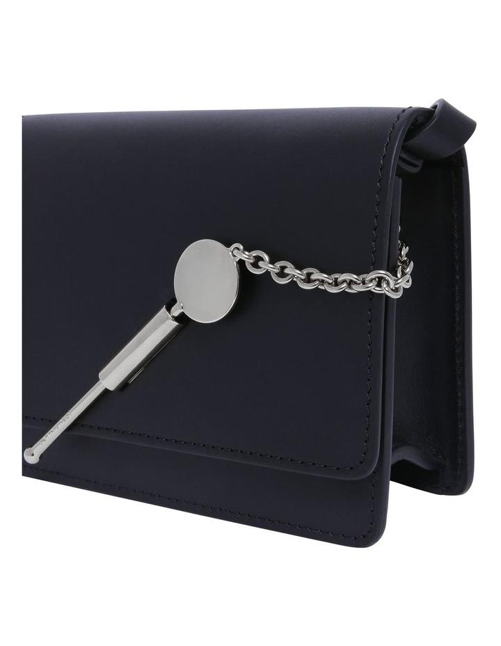 Micro Cocktail Stirrer Flap Over Crossbody Bag image 3