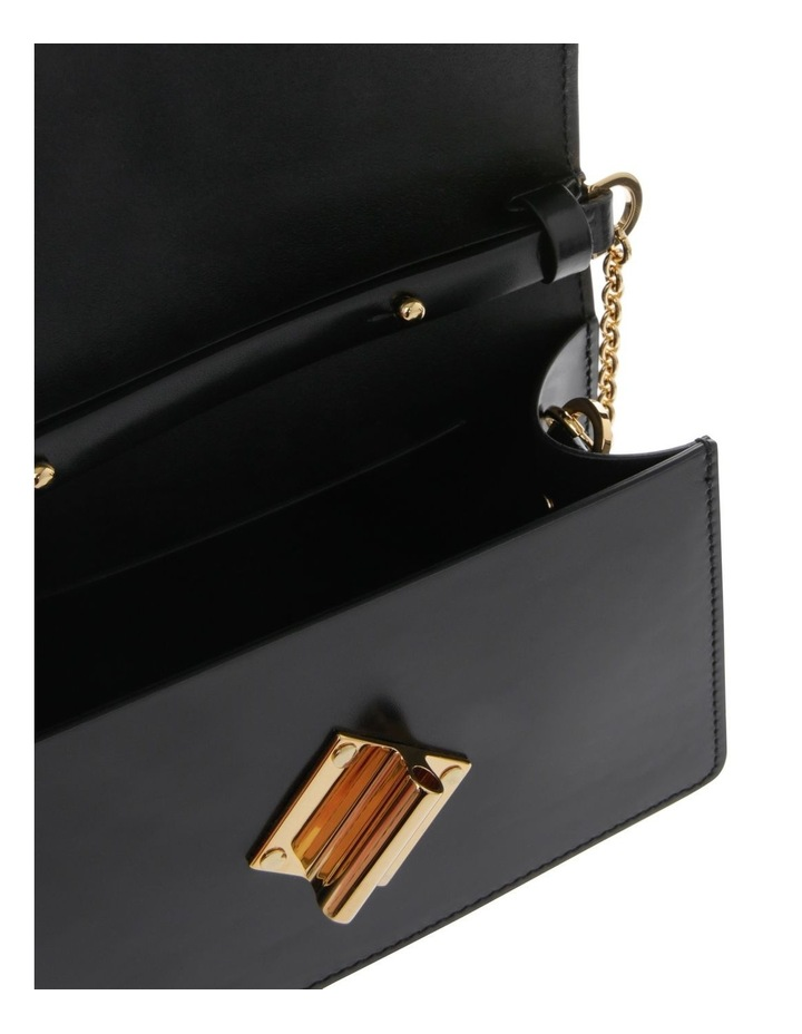 Micro Cocktail Stirrer Flap Over Crossbody Bag image 5