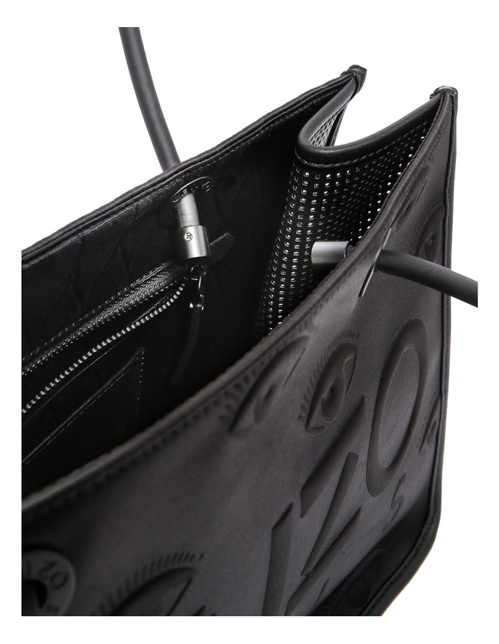 Satin Eye Tote Bag F852SA405F11 image 4
