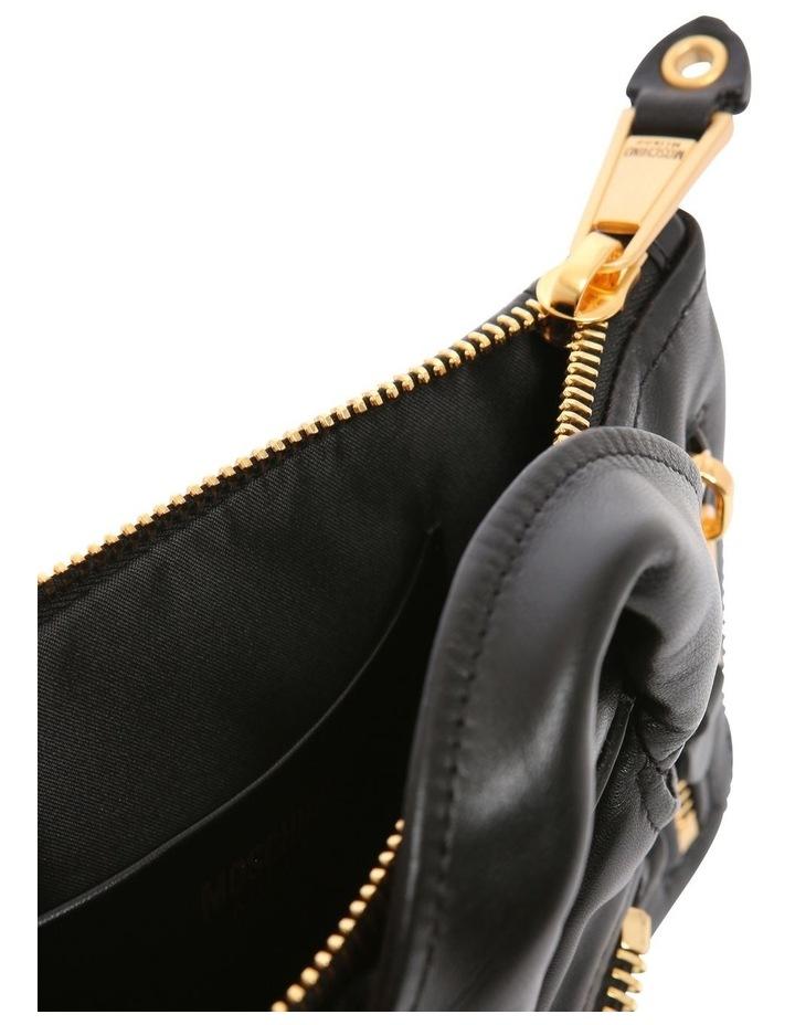 7429 8002 Biker Zip Top Crossbody Bag image 3
