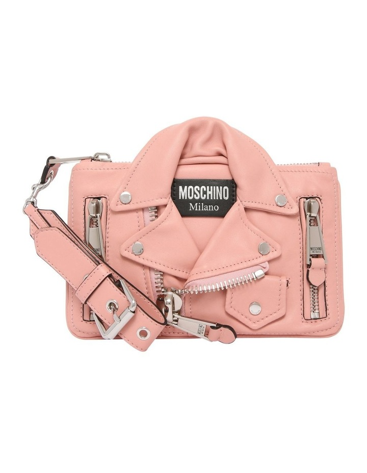 7429 8002 Biker Zip Top Crossbody Bag image 1