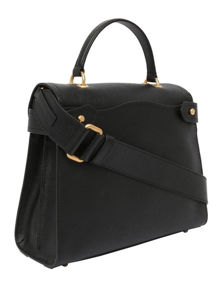 Cursive Flap Over Crossbody Bag 7455 8005 image 2