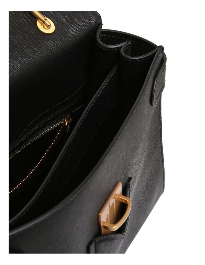 Cursive Flap Over Crossbody Bag 7455 8005 image 5