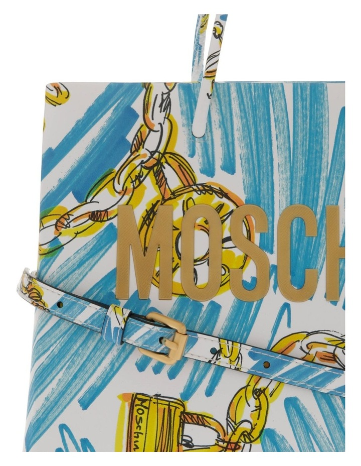 Chains Double Handle Shoulder Bag image 3