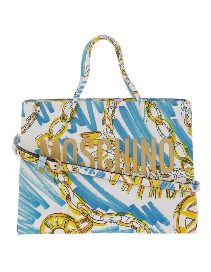 Chains Double Handle Shoulder Bag image 1