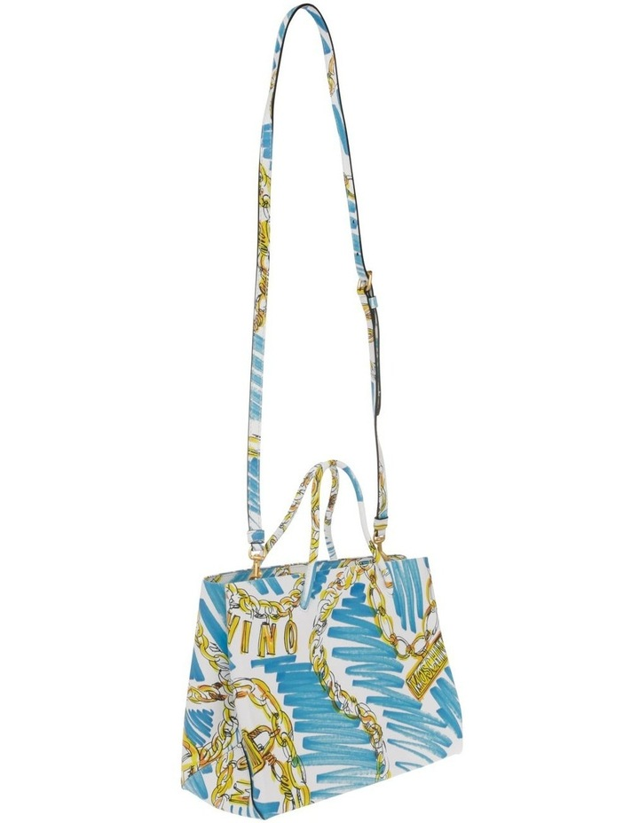 Chains Double Handle Shoulder Bag image 2