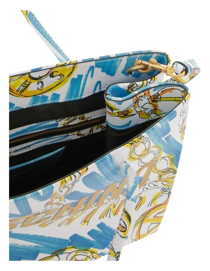 Chains Double Handle Shoulder Bag image 4