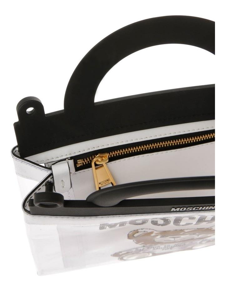 Transparent Top Handle Shoulder Bag image 4
