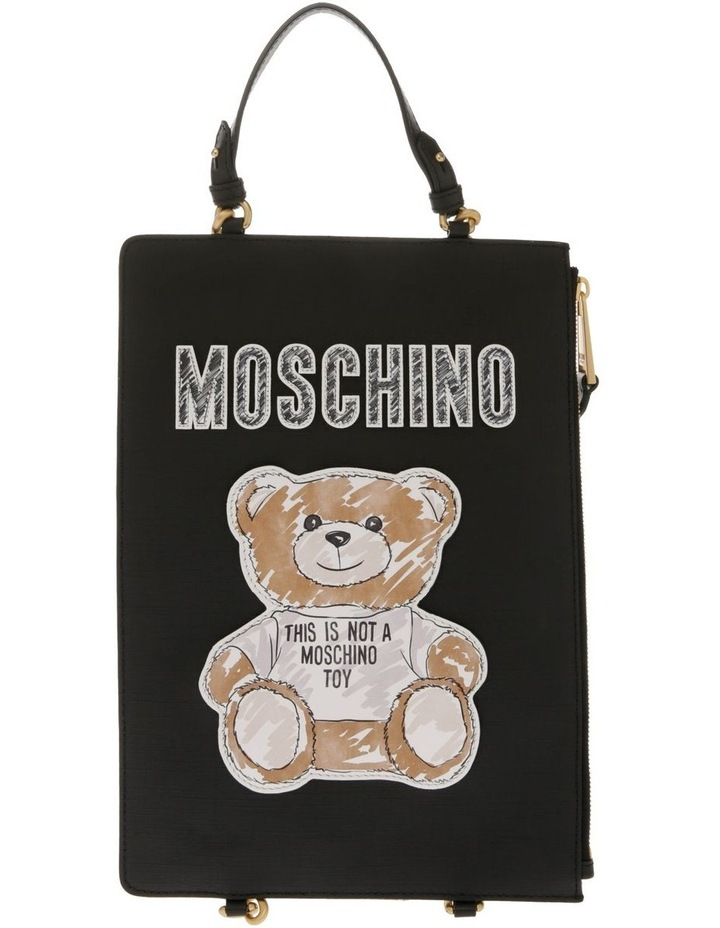 Bear Zip Top Backpack image 1