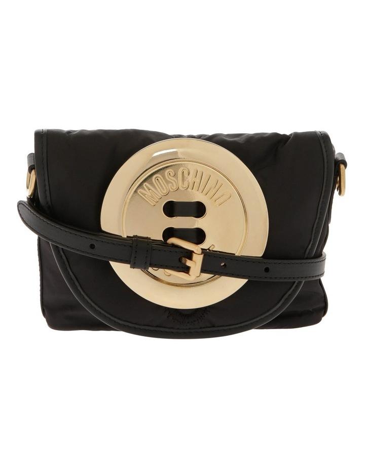 Button Flap Over Belt Bag image 1