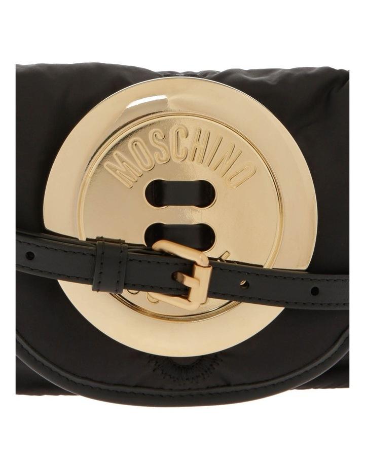 Button Flap Over Belt Bag image 3