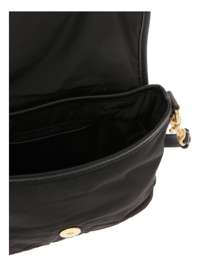 Button Flap Over Belt Bag image 4