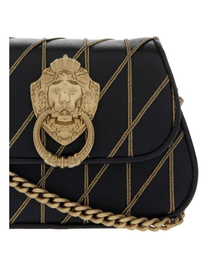 Lion Head Flap-Over Crossbody Bag image 3