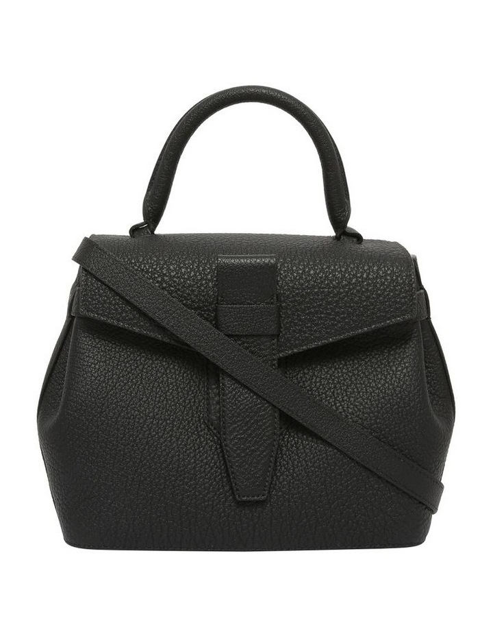 Charlie Black Shoulder Bag image 1