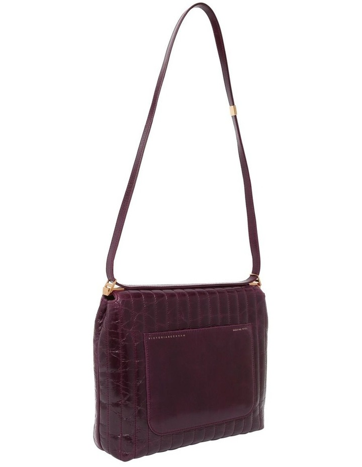 VBA172 Quinton Flap Over Shoulder Bag image 2