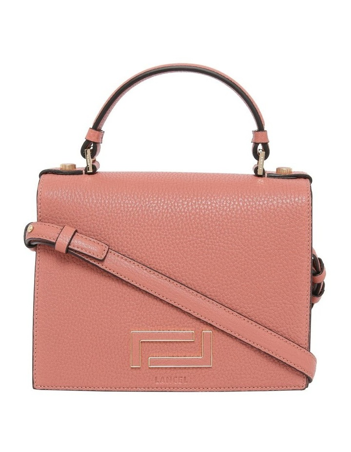 A09449 Pia Flap Bag Top Handle Crossbody Bag image 1