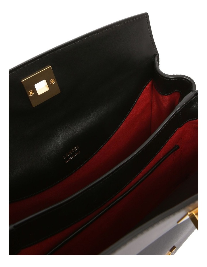A09607 Pia Crossbody Lock Crossbody Bag image 4
