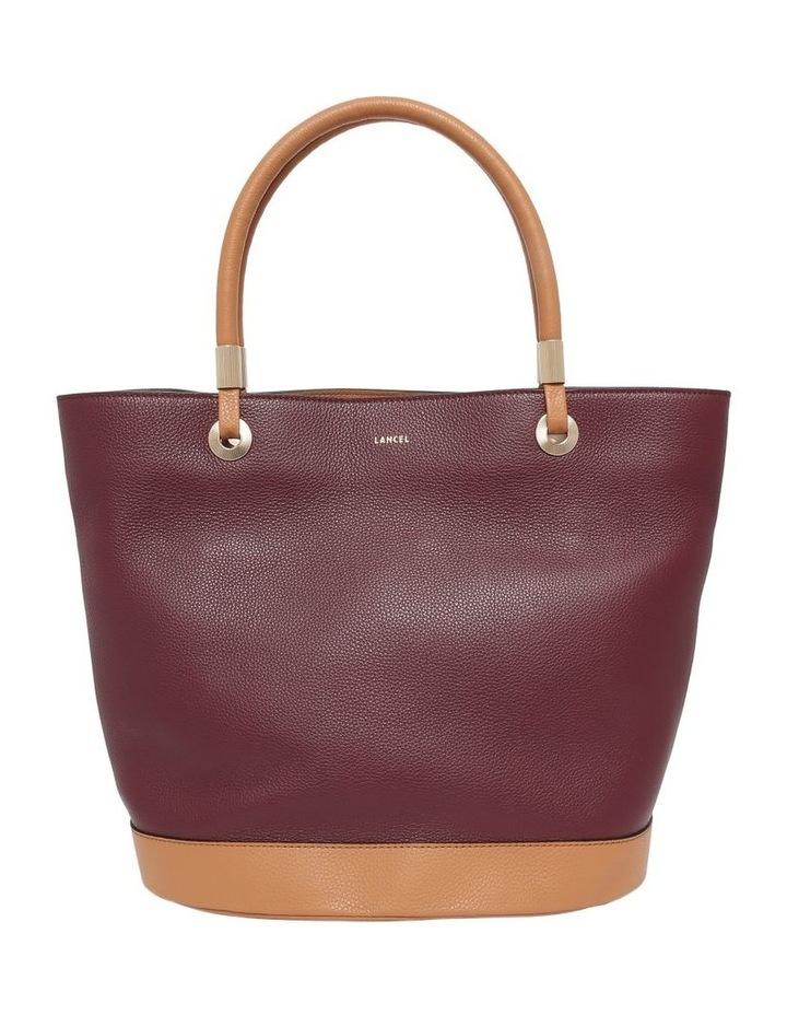 A09774 Flore Shopper Double Handle Tote Bag image 1