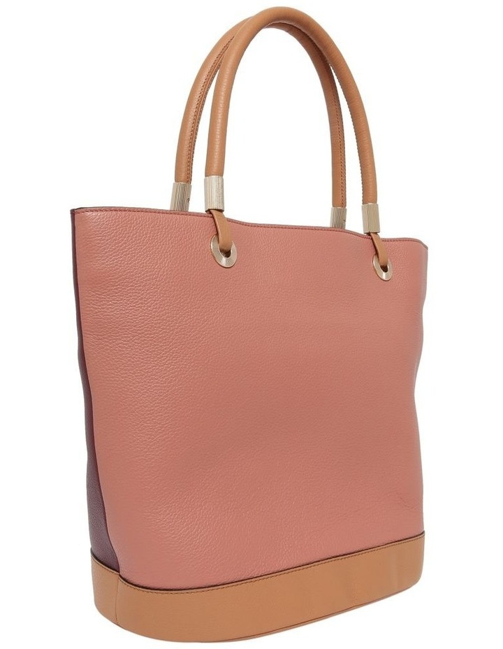 A09774 Flore Shopper Double Handle Tote Bag image 2