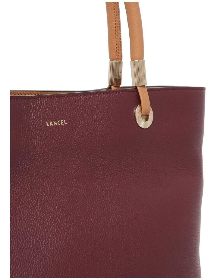 A09774 Flore Shopper Double Handle Tote Bag image 3