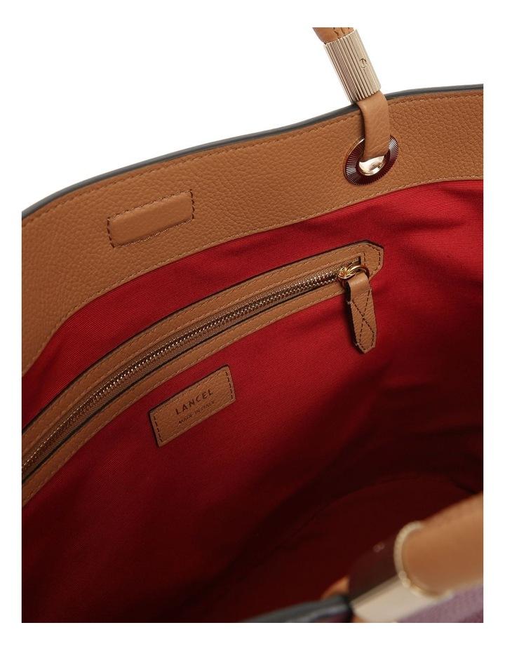 A09774 Flore Shopper Double Handle Tote Bag image 4