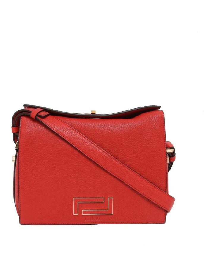 A08323 Irtu Pia De L Flap Over Crossbody Bag image 1
