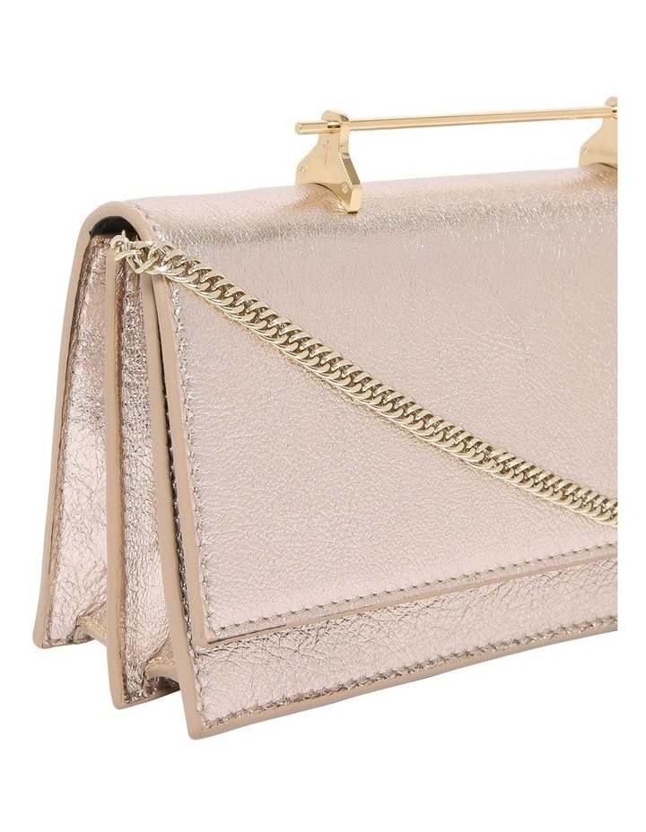 M015 Alexia Top Handle Clutch Bag image 3