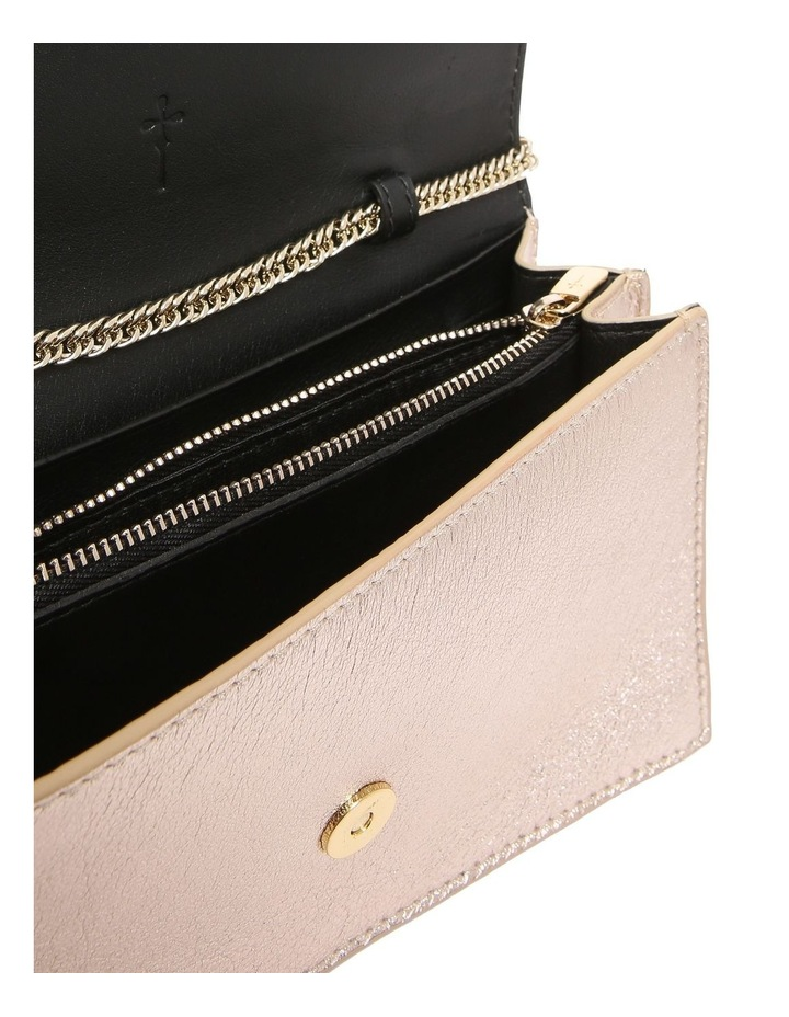 M015 Alexia Top Handle Clutch Bag image 4