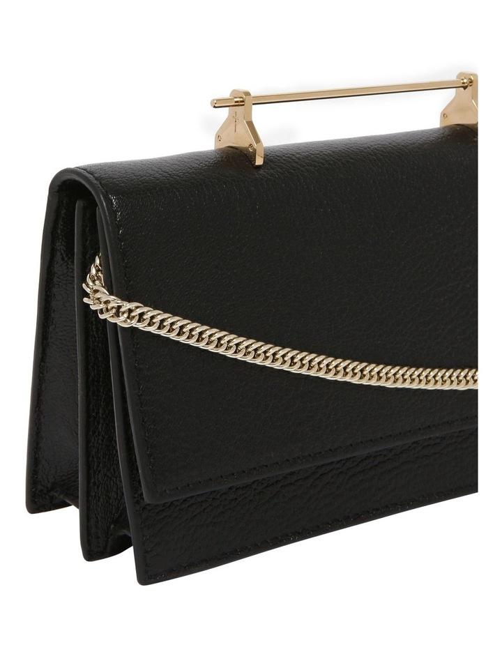 M015 Alexia Top Handle Clutch Bag image 3