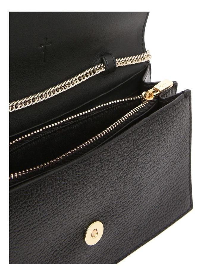 M015 Alexia Top Handle Clutch Bag image 4