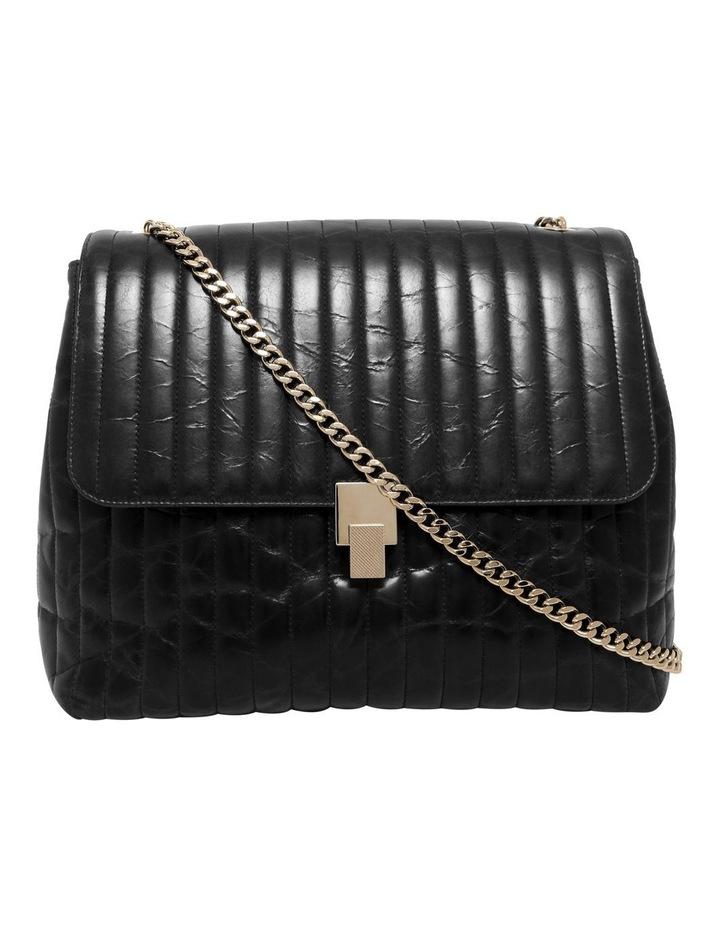 Quinton Black Crossbody Bag image 1