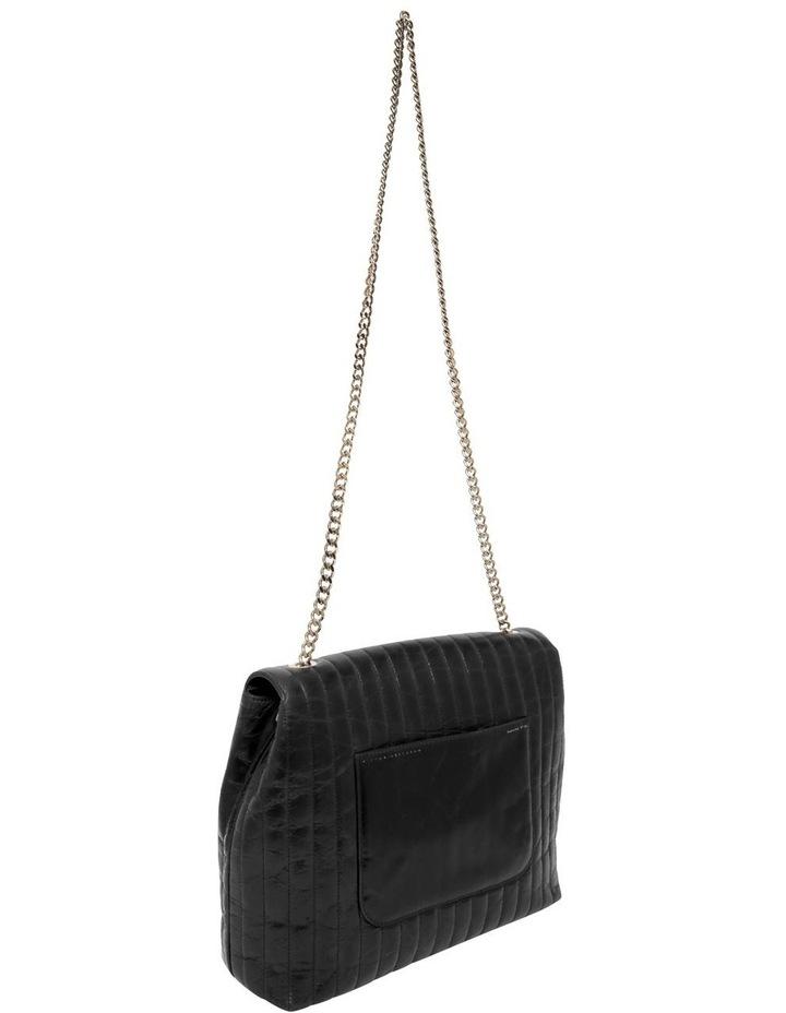 Quinton Black Crossbody Bag image 2