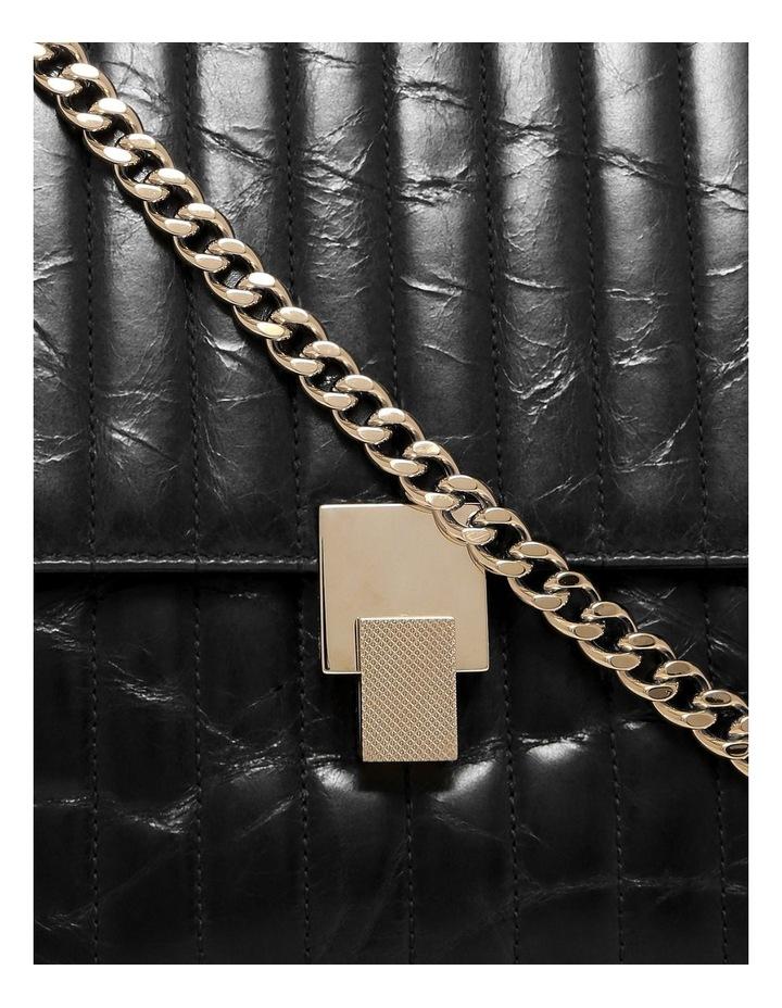 Quinton Black Crossbody Bag image 3