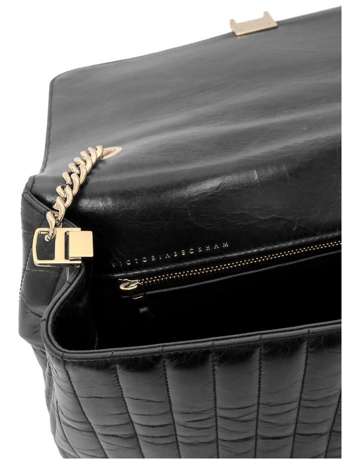 Quinton Black Crossbody Bag image 4