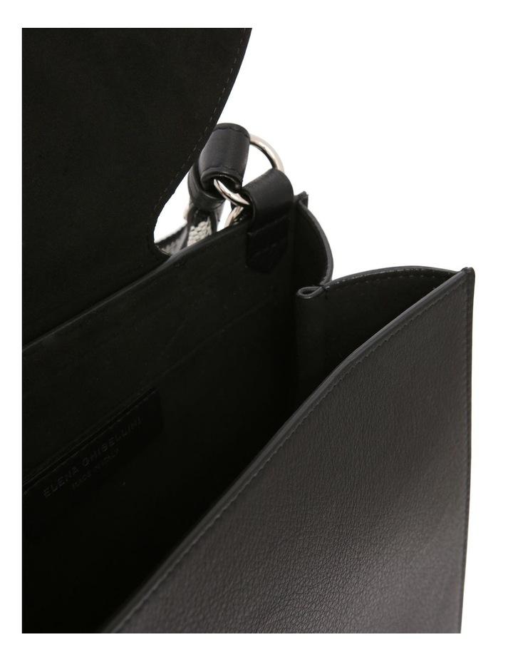 B1021 Cercle Top Handle Shoulder Bag image 4