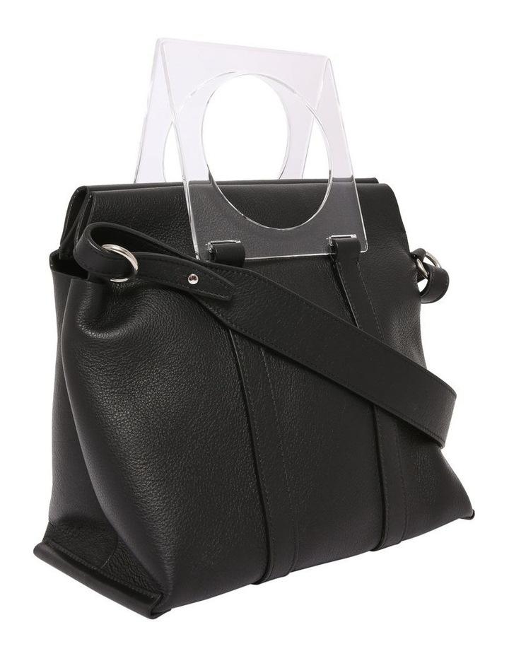 Carre Top Handle Shoulder Bag B1010 image 2
