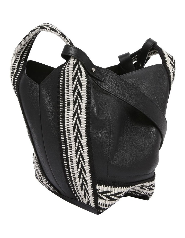 B1007 Vanity M Top Handle Shoulder Bag image 2