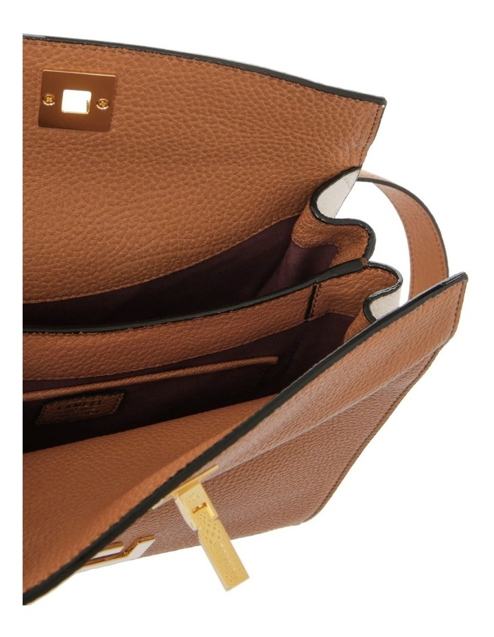 Pia De Lancel Lock Crossbody Bag image 4