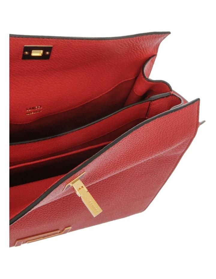 IRTU Pia De Lancel Lock Crossbody Bag image 4