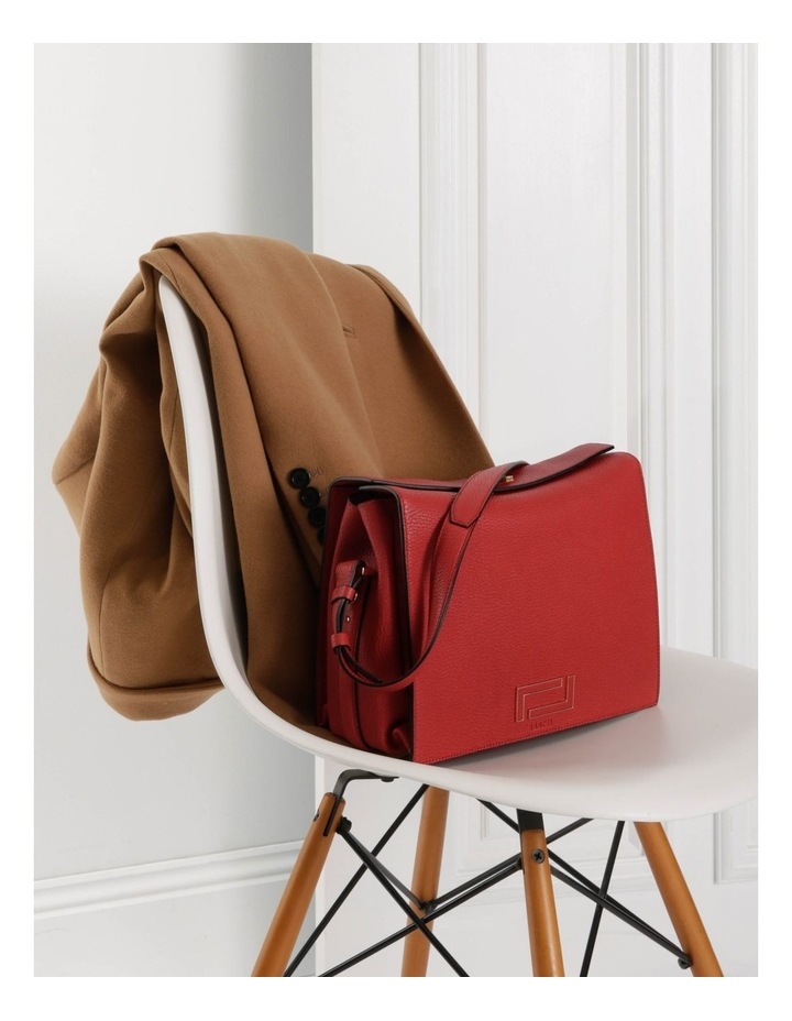 IRTU Pia De Lancel Lock Crossbody Bag image 5