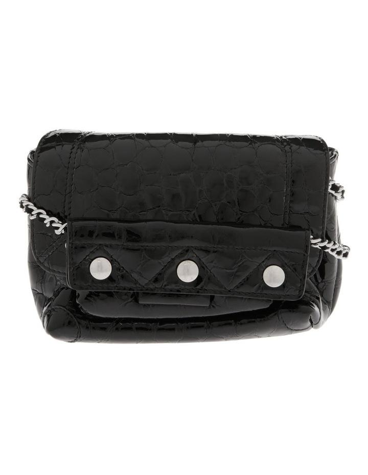 Lulu Small Flap-Over Crossbody Bag image 1