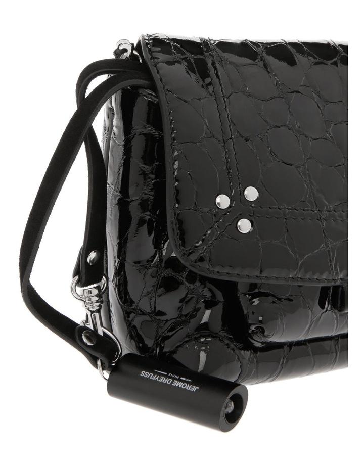 Lulu Small Flap-Over Crossbody Bag image 3