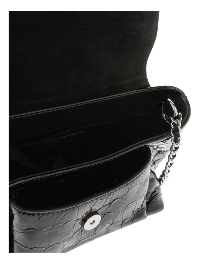 Lulu Small Flap-Over Crossbody Bag image 4