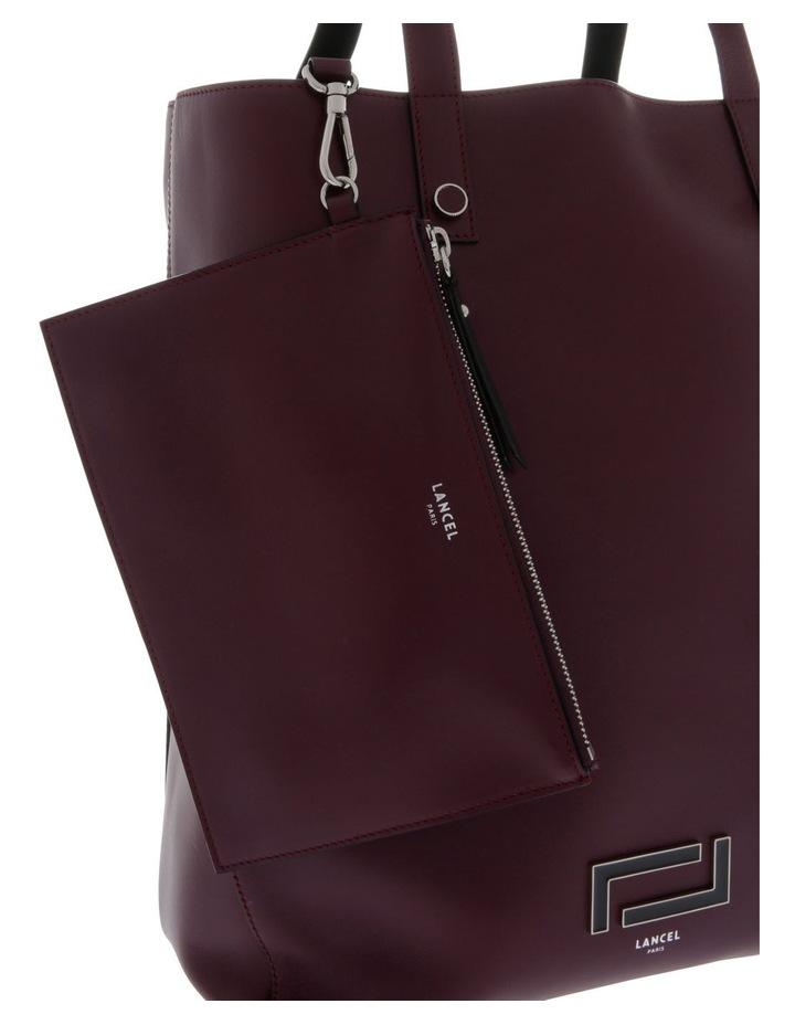 Pia Double-Handle Tote Bag image 3