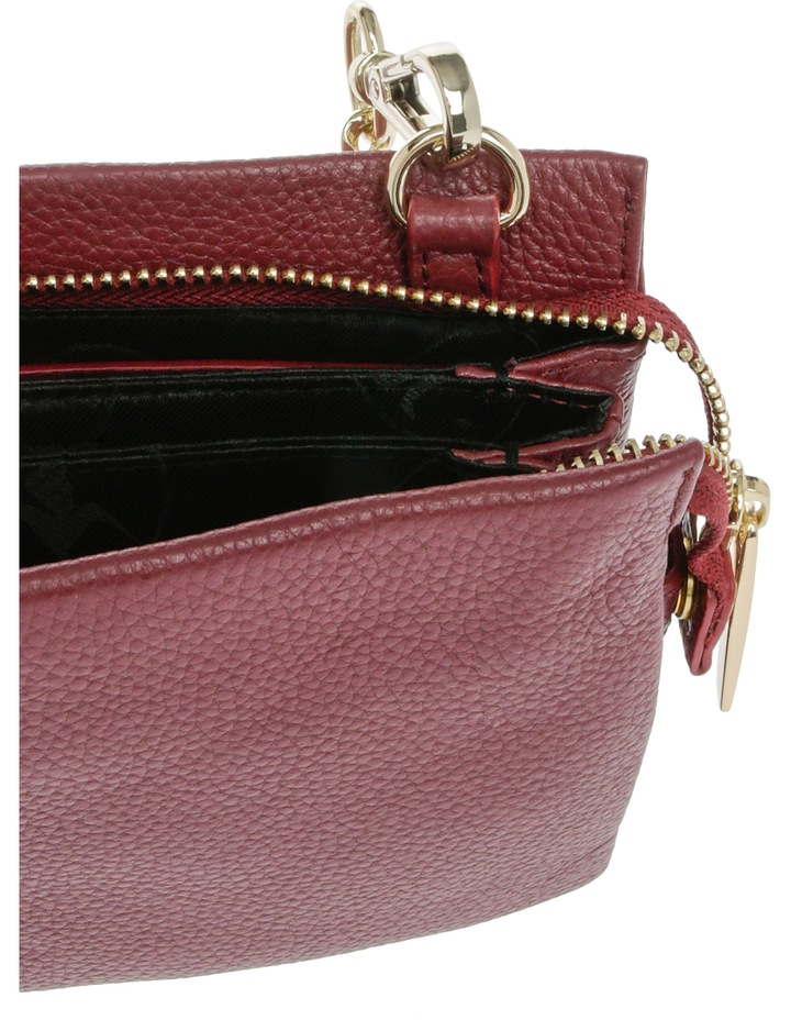 Aspen Zip Top Crossbody Bag TNB206 image 4