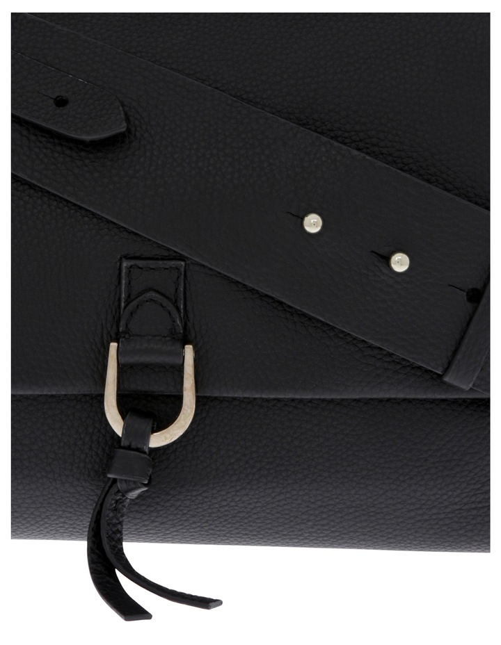 French Flap Over Crossbody Bag TNB210 image 3