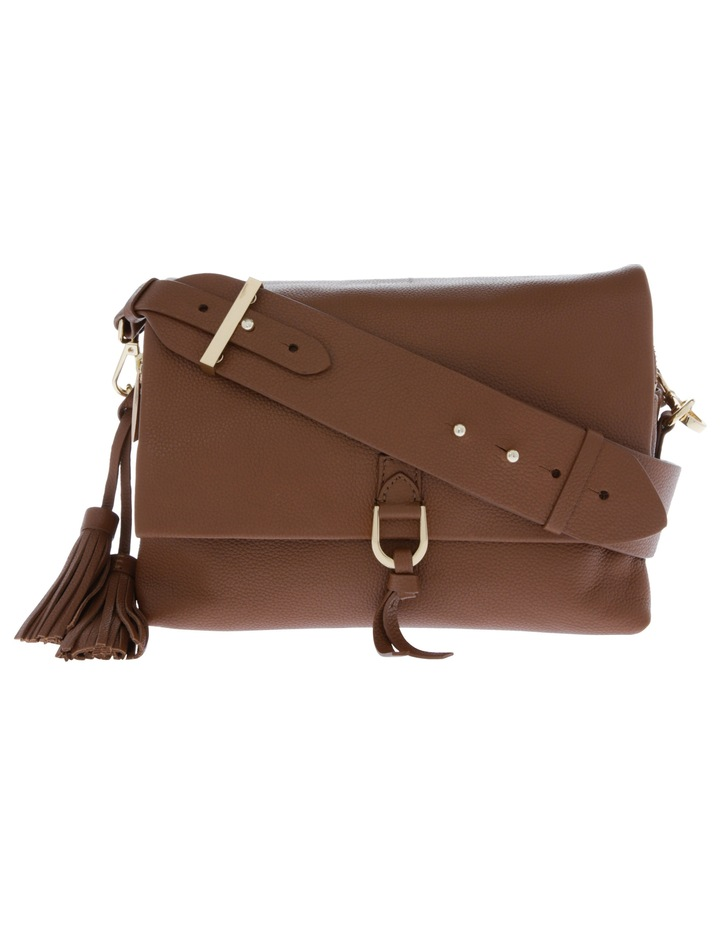 French Flap Over Crossbody Bag TNB210 image 1